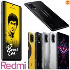Smartphone Redmi K40 Gaming Edition com Edição Especial Bruce Lee