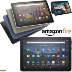Novos Tablets Fire HD 10 e Fire HD 10 Plus da Amazon