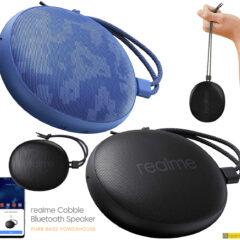 Caixa de Som Portátil Realme Cobble Bluetooth