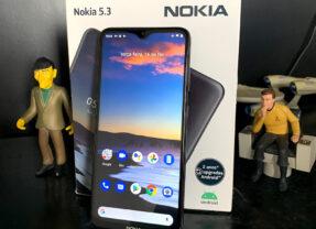 Resenha do Nokia 5.3: um intermediário modesto, mas com preço interessante