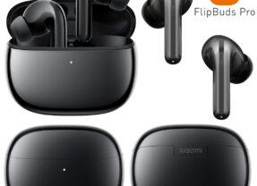 Fones de Ouvido Xiaomi Flipbuds Pro com Cancelamento de Ruídos Ativo