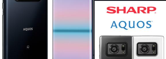 Smartphone Sharp Aquos R6 com Câmera Leica e Sensor de 1 Polegada