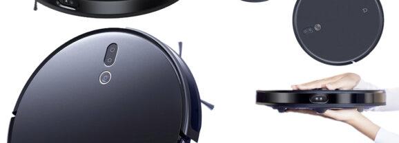 Aspirador Robô Inteligente e Ultra-Fino MIJIA Robot Vacuum Cleaner