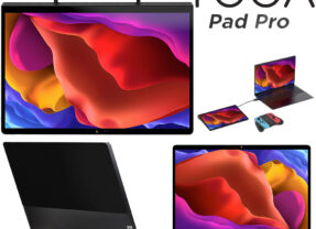 "Tablet Lenovo Yoga Pad Pro 13"" com Porta Micro HDMI"