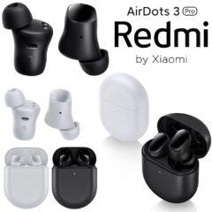 Fones de Ouvido Redmi AirDots 3 Pro com Cancelamento de Ruídos Ativo