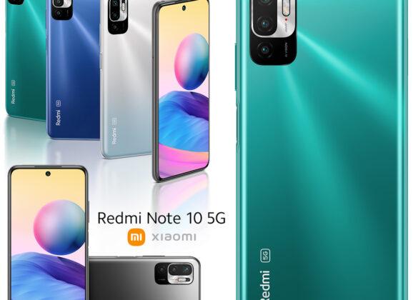 Smartphone Xiaomi Redmi Note 10 5G Chega ao Brasil Oficialmente