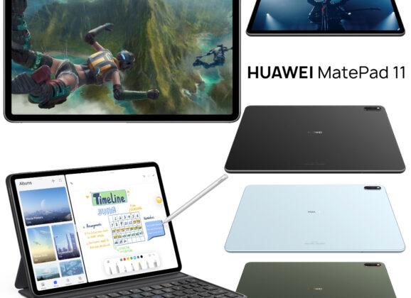 Novo Tablet Huawei MatePad 11 com Tela de 10.95″ Polegadas