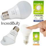 IncrediBulb, a Lâmpada LED Inquebrável, Flexível e Maleável