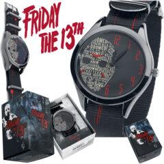Relógio de Pulso Sexta-Feira 13 Jason Voorhees