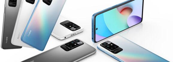 Novo Smartphone Redmi 10 da Xiaomi