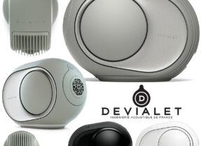 Caixa de Som Devialet Phantom II Sage Green com Design Diferente