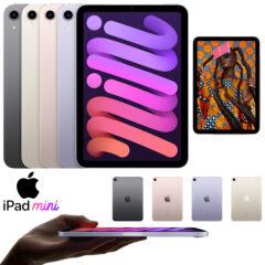 Novo iPad Mini 2021 com Processador A15 Bionic