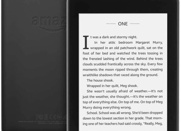 Amazon lança novos Kindle Paperwhite e Kindle Paperwhite Signature Edition