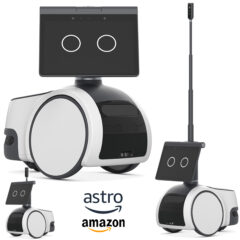 Robô Doméstico Amazon Astro Household Robot
