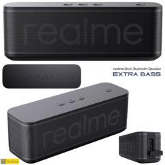 Caixa de Som Realme Brick Bluetooth Speaker